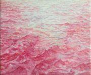 """<p>Meng Huang,&nbsp;<em isrender=""""true"""">BO - 1</em>,&nbsp;2018, oil on canvas, 45 x 55 cm</p>"""