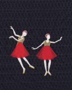 <p>托比亚斯&middot;卡斯帕,<em>Ballet Dancers</em>,2019,艺术微喷,装裱在亚克力板上,白色木框,200 x 160 cm (照片尺寸),205 x 165 x 5 cm (外框尺寸),2 版 + 1 AP</p>