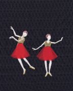 <p>Tobias Kaspar, <em>Ballet Dancers</em>, 2019, 1/3, c-print, mounting on acrylic board, white wooden frame, 200 x 160 cm (photo); 205 x 165 x 5 cm (framed), edition of 2 + 1 AP</p>