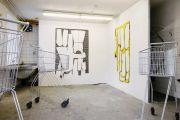 <p>Exhibition View of <em>Transition</em>, 2021, Ardez, Switzerland (Marion Baruch)</p>