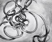 """<p isrender=""""true"""">尤莉亚&middot;斯坦纳,<em>loop</em>,2019,纸上水粉,2 mm铝复合板上装裱,70.5 x 82 cm</p>"""