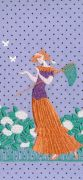 <p>托比亚斯&middot;卡斯帕,<em>Butterflies (purple, orange)</em>,2019,艺术微喷,装裱在亚克力板上,白色木框,200 x 92 cm (照片尺寸),205 x 97 x 5 cm (外框尺寸)</p>