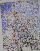 "<p>Xie Nanxing, <em isrender=""true"">Postcard No. 4</em>, 2015, oil on canvas, 190 &times; 150 cm</p>"
