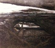 "<p isrender=""true"">孟煌,<em isrender=""true"">失乐园,十七号</em>,1998,布面油画,180 x 200 cm</p>"