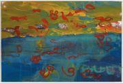<p>Rebekka Steiger, <em>untitled</em>, 2018, oil and tempera on canvas, 50 x 75 cm</p>