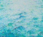 <p>Meng Huang,&nbsp;<em>BO12.25</em>,&nbsp;2018, oil on canvas, 155 x 180 cm</p>
