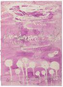<p>Rebekka Steiger, <em>untitled</em>, 2019, oil, tempera, gouache and pencil on paper, 54.5 x 39 cm</p>