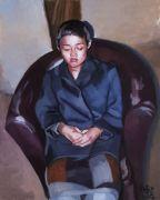 "<p>Xie Nanxing, <em isrender=""true"">Someone&#39;s Portrait</em>, 2015, oil on canvas, 150 &times; 120 cm</p>"