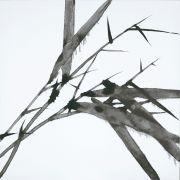 <p>单凡,<em>缓慢之作,52小时</em>,2011,布面油画,80 x 80 cm</p>