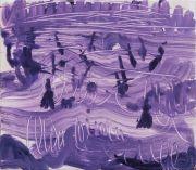 <p>Rebekka Steiger, <em>untitled</em>, 2019, tempera on canvas, 35 x 40 cm</p>