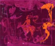 <p>Rebekka Steiger, <em>untitled</em>, 2018, oil and tempera on canvas, 55 x 65 cm</p>