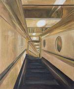 """<p>Meng Huang,&nbsp;<em isrender=""""true"""">Space 1</em>,&nbsp;2009, oil on canvas, 50 x 40 cm</p>"""