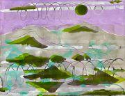 <p>Rebekka Steiger,&nbsp;<em>untitled,</em> 2021, ink on paper, 50 x 65 cm</p>